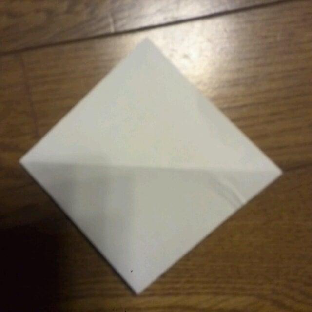 ハート 折り紙 折り紙 オラフ 折り方 : ameblo.jp