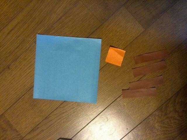 すべての折り紙 折り紙 オラフ 折り方 : ユニット折り紙&平面折り紙 ...
