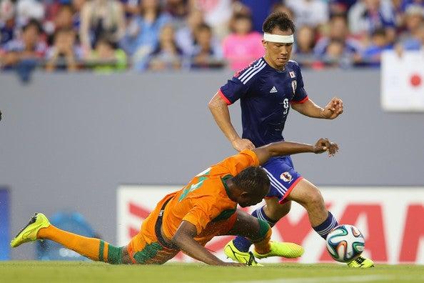 日本代表 ザンビア 親善試合 強化 逆転勝利 ゴール ブラジル ワールドカップ W杯