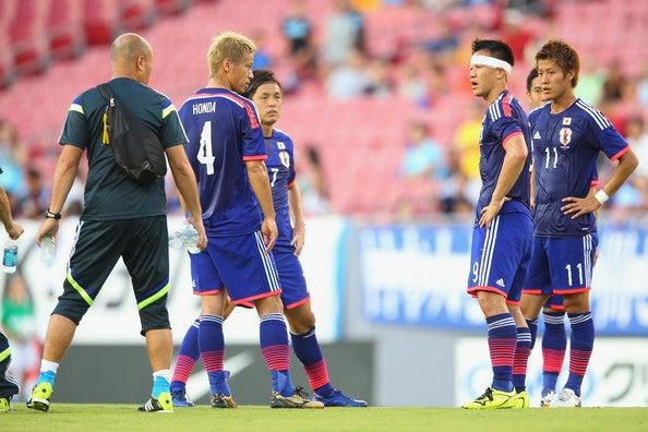 岡崎慎司 日本代表 ザンビア 親善試合 強化 逆転勝利 ゴール ブラジル ワールドカップ W杯