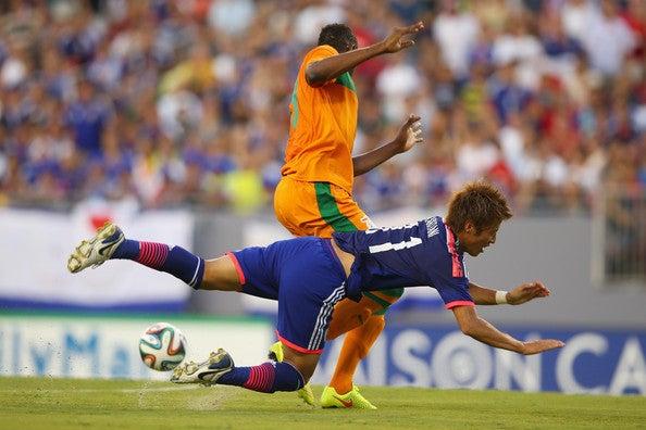 柿谷曜一朗 日本代表 ザンビア 親善試合 強化 逆転勝利 ゴール ブラジル ワールドカップ W杯