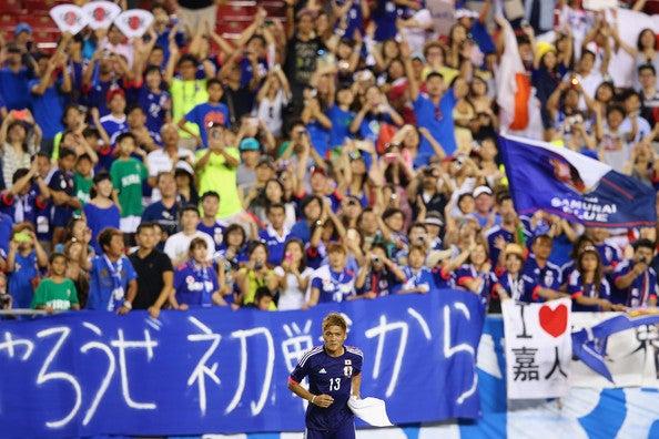 大久保嘉人 日本代表 ザンビア 親善試合 強化 逆転勝利 ゴール ブラジル ワールドカップ W杯