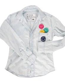 2014夏限定のデニムシャツ