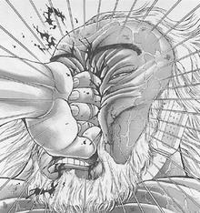 ドリアンを殴る加藤清澄