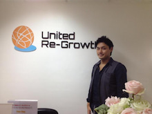 United Re-Grouth 鈴木光貴氏