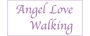 Angel Love Walking