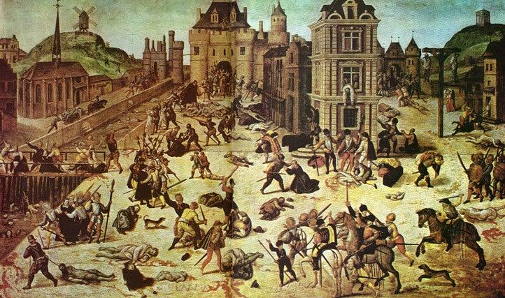 ユグノー戦争