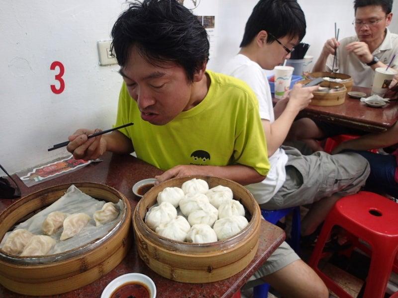 小龍包と蒸餃