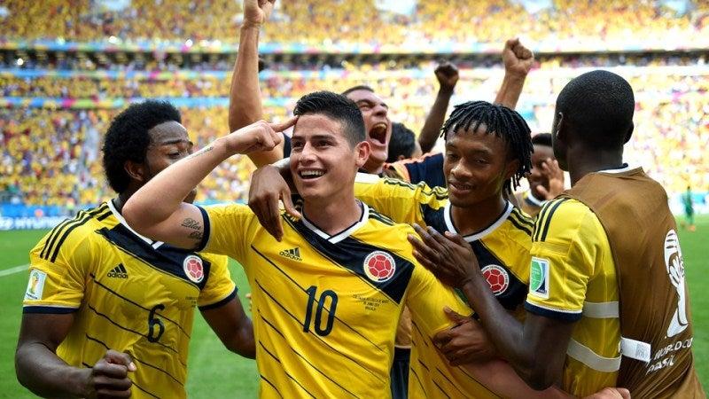 ブラジルワールドカップ W杯 日本代表 ギリシャ スコアレスドロー コロンビア