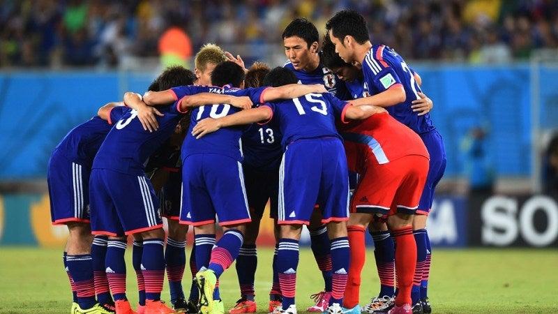 ブラジルワールドカップ W杯 日本代表 ギリシャ スコアレスドロー グループC