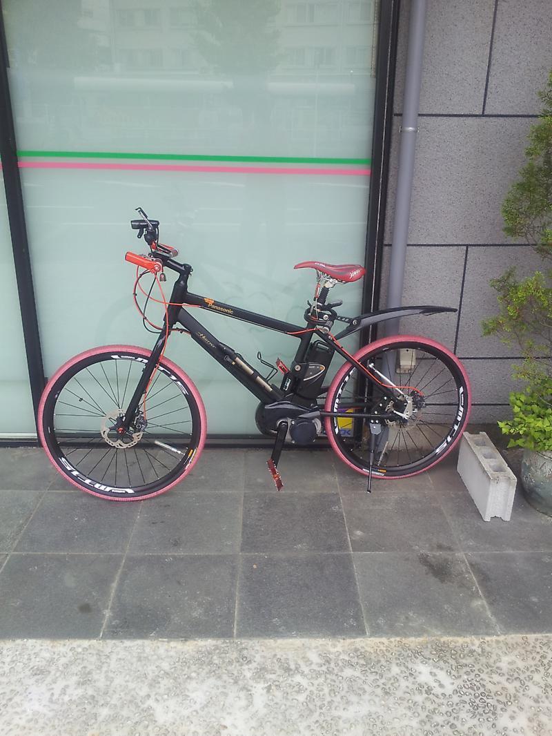 電動自転車ハリヤ違法改造 ...