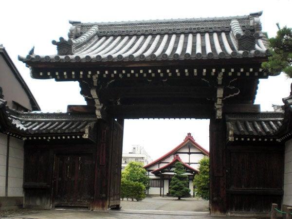 京都光照院門跡