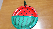 craft (watermelon-pocket)