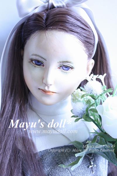 Mayu's doll-No.49「怜香(レイカ)」