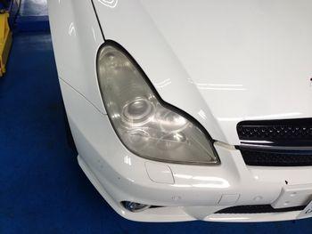 W219ヘッドライト