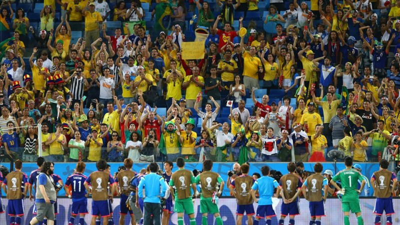 キング サッカーブログ ブラジルワールドカップ W杯