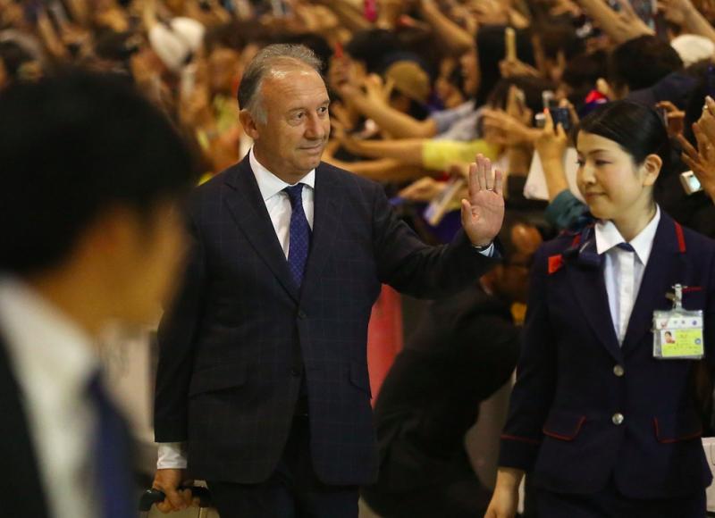 ザッケローニ監督 日本代表 辞任 ブラジルW杯 ワールドカップ 決勝トーナメント ベスト16