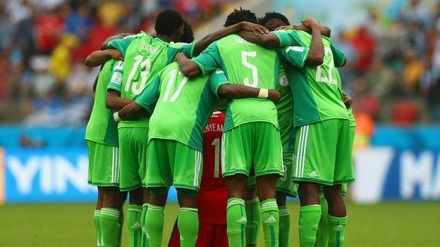 ナイジェリア ブラジルW杯 ワールドカップ 決勝トーナメント ベスト16