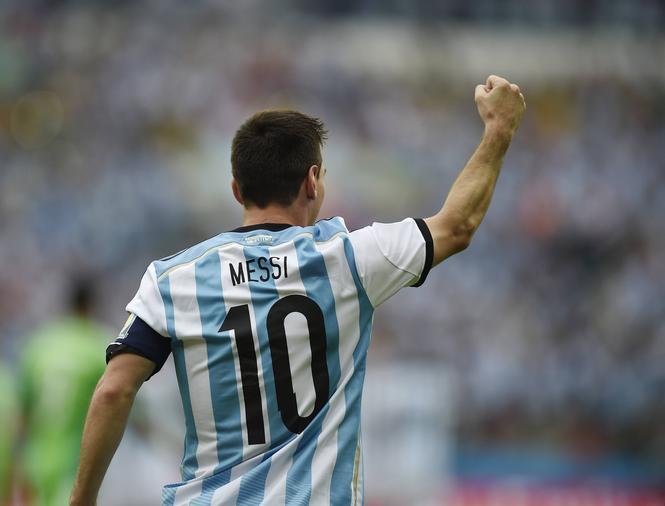 アルゼンチン メッシ ブラジルW杯 ワールドカップ 決勝トーナメント ベスト16