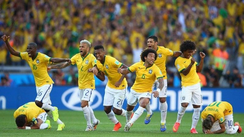 ブラジルワールドカップ W杯 ベスト8