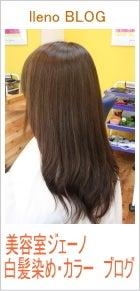 白髪染め・カラーブログ