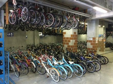 自転車の 尼崎 自転車 レンタル : ... にたくさんある自転車の中から