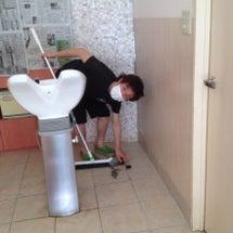 『大掃除』