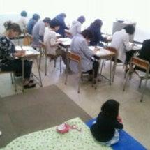 7月の筆ペン教室のご…