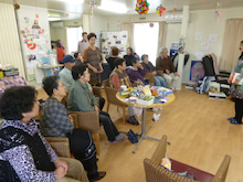 福島での絵本ワークショップ