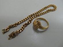 金 ネックレス 指輪 買取 越谷