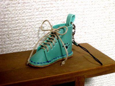 コインケース&ミニ靴