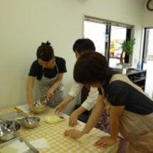 初夏の料理教室