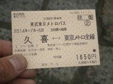 東武東京メトロパス
