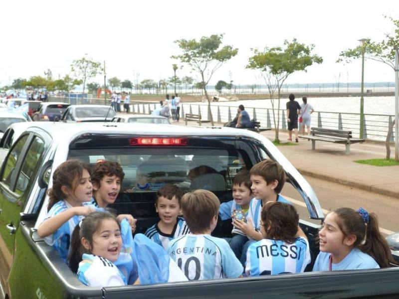 アルゼンチン ブラジルワールドカップ W杯 決勝 3位決定戦