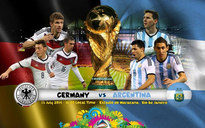 ドイツ アルゼンチン ブラジルワールドカップ W杯 決勝 3位決定戦