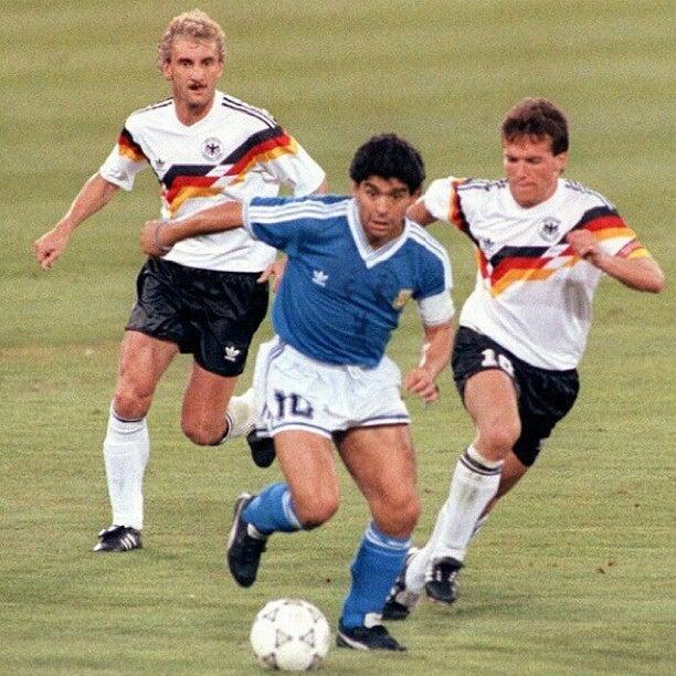 ドイツ アルゼンチン マラドーナ ブラジルワールドカップ W杯 決勝 3位決定戦