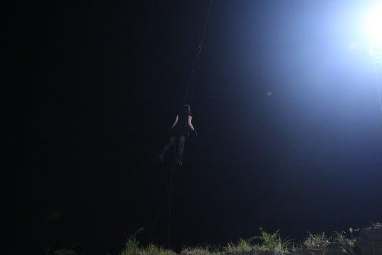 【魔戒ノ花・撮影秘話】第13話「凶獣」08