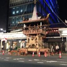 14日(月)、祇園祭…