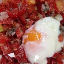 トマトのタルタル