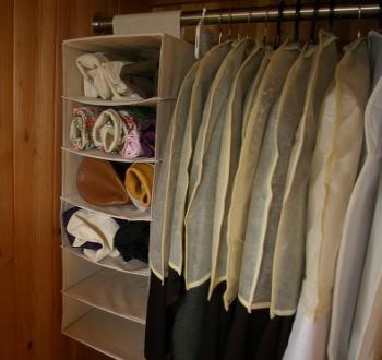 【クローゼット収納用品のシャツホルダー!】 | SHIORINA*