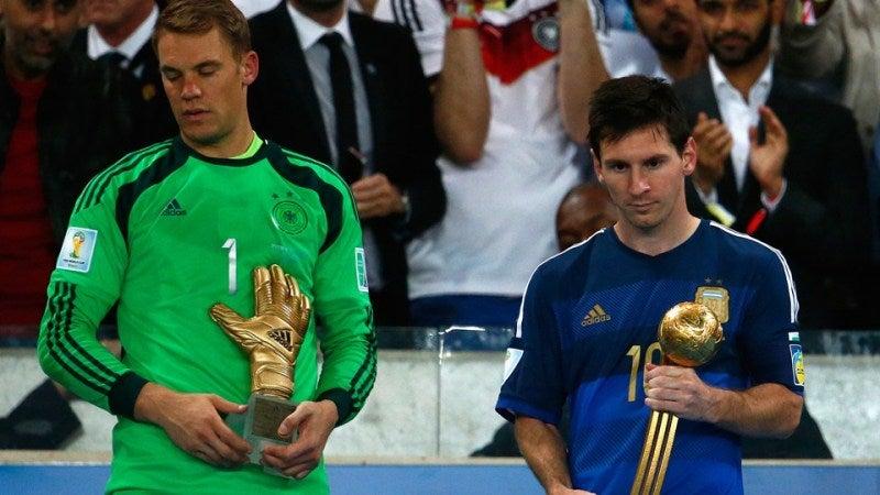 ブラジルワールドカップ W杯 決勝 ドイツ アルゼンチン 延長 ゲッツェ 24年ぶり 4度目