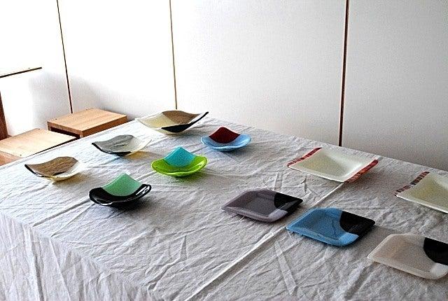 浜五 & izumi glass studio