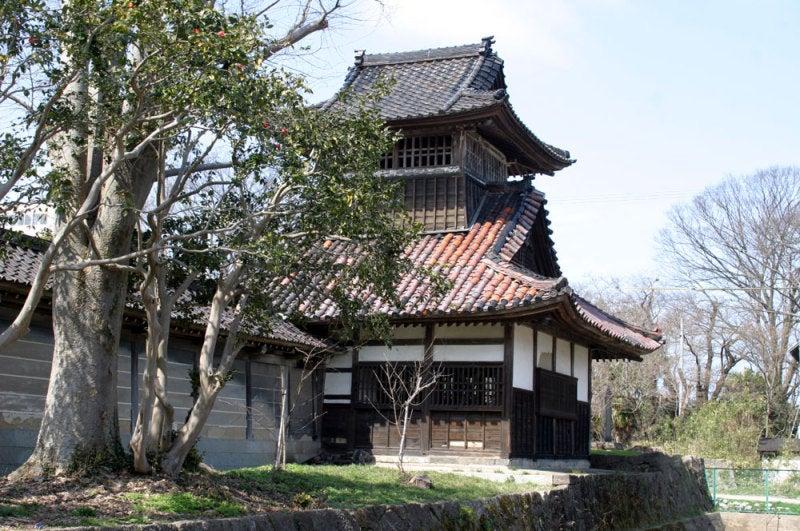 古国府城①/太鼓櫓