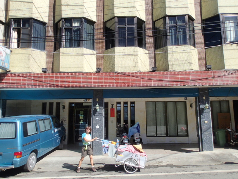 梨山のホテル