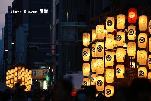 祇園祭 前祭宵山(宵々山)