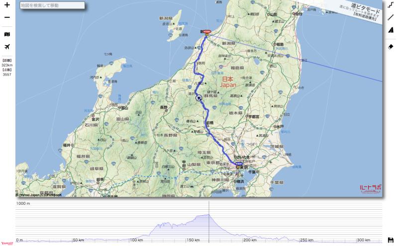 自転車の 東京 新潟 自転車 ルート : ... 自転車|電動アシスト自転車の