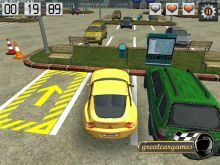 Skill 3D Parking Mall Madness