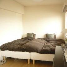 寝室模様替え〜IKE…