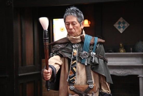 【魔戒ノ花・撮影秘話】第14話「変身」08
