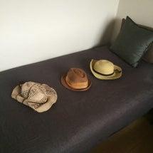 帽子の簡単リフォーム